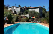 Quinta do Eco, Spacious house with swimming pool and warehouse in the heart of Portugal. An exceptional place where peace and quiet central.